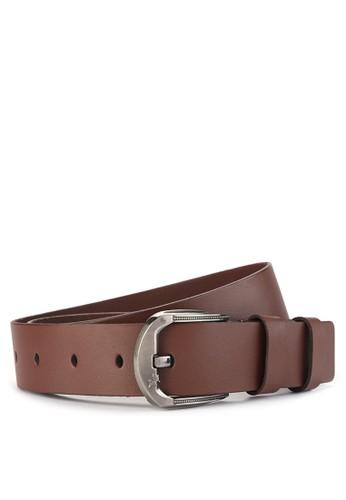 Lois Jeans brown Leather Belt 9A8E8AC4C452A1GS_1