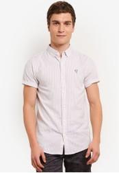 Cotton On multi Ss Brunswick Icon Asia Fit Shirt CO372AA0S4AEMY_1