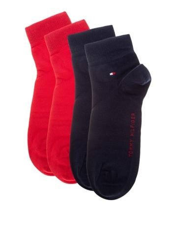 65623ed8 Shop Tommy Hilfiger Men Quarter 2P Socks Online on ZALORA Philippines