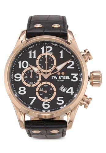 TW Steel black Volante VS74 Watch 69696AC499C508GS_1