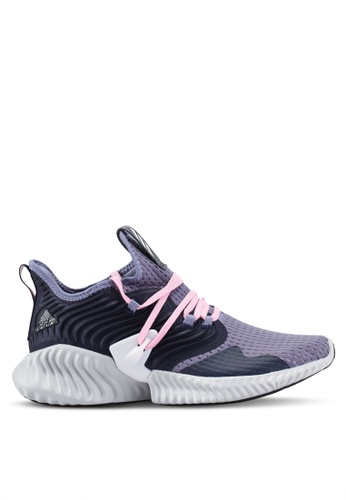 the best attitude c19ef 6a027 adidas multi and navy adidas Alphabounce Instinct Shoes 07FADSH27C4BB7GS_1