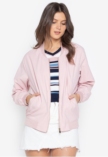 new selection big discount of 2019 fine quality Satin Bomber Jacket With Patch
