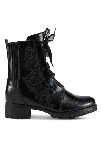 Call It Spring black Beasien Boots CA512SH0SFDAMY_1