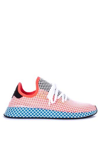 check out 43c28 f2392 Shop adidas adidas originals deerupt runner Online on ZALORA