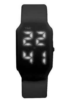 8GB USB LED Watch