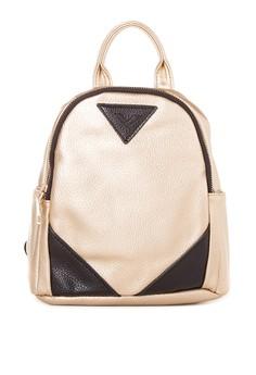Triangle Mini Backpack