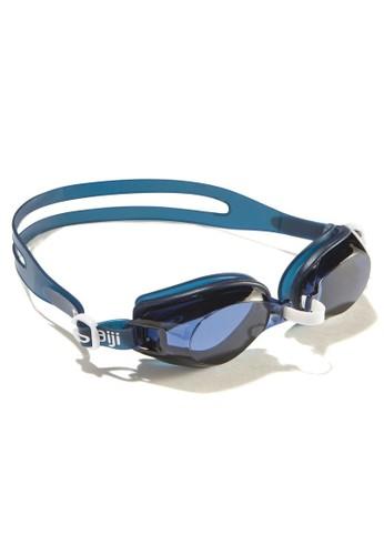 Decathlon Nabaiji Swimming Goggles AMA 700 Blue White - 8356656 4931CKCCA2EA68GS_1