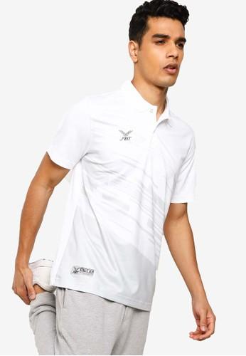 FBT white FBT Polo Shirt 9F82FAA22C3E5DGS_1