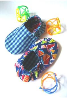 Li'l Miney Reversible Crib Shoes