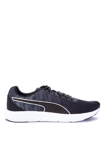Puma black Meteor 2 Shoes PU758SH0JIKRPH_1