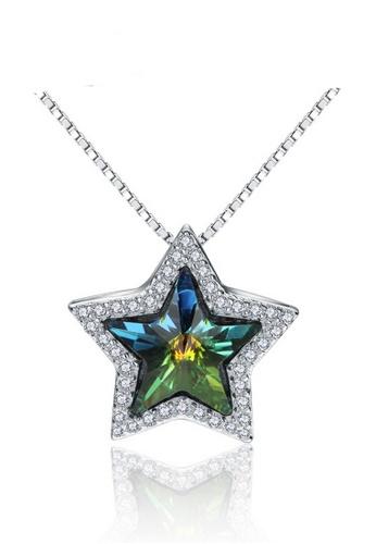 LYCKA silver LPP88108 S925 Silver Necklace 9D452ACCE31210GS_1