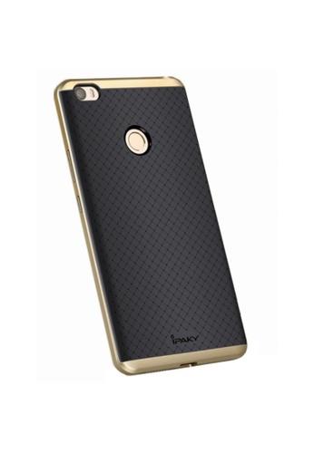 MobileHub gold Neo Hybrid iPaky Shockproof Case For Xiaomi Mi Max B1FCFACD40E024GS_1