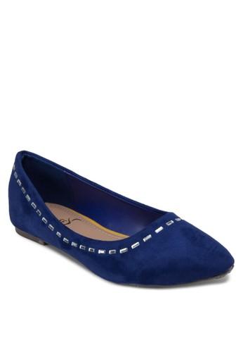 經典珠飾平底鞋, 女esprit hong kong 分店鞋, 芭蕾平底鞋