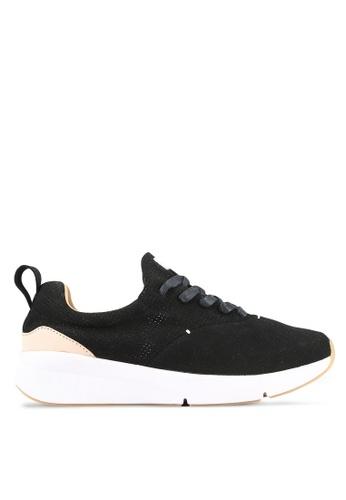 Rawrow black Wax 210 Chamude Sneakers RA312SH0RQMEMY_1