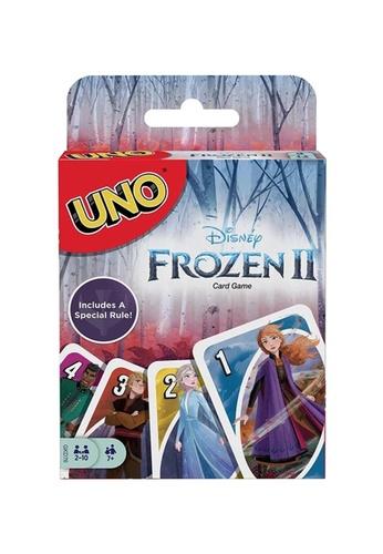 Uno Games multi UNO® Disney Frozen II FEEFEKC07D4776GS_1