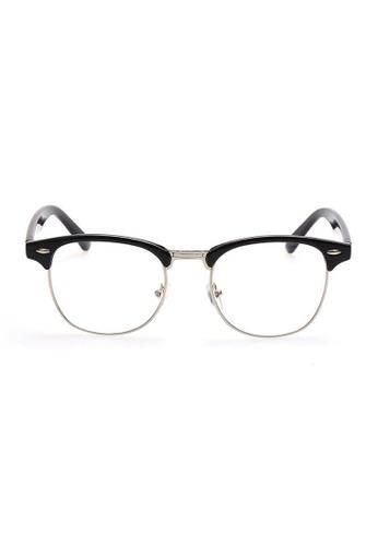 Kimberley Eyewear black Edison Glasses KI426GL73WJQPH_1
