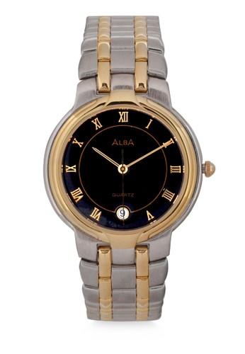 Alba silver Analog Watch Atx56E AL383AC0V8APID_1