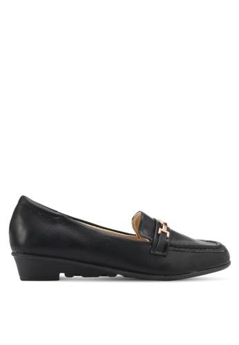 Alfio Raldo black Comfort Loafers AL803SH0SL2FMY_1