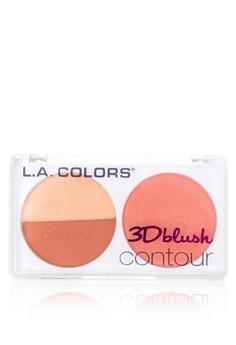 3D Blush Contour Kit