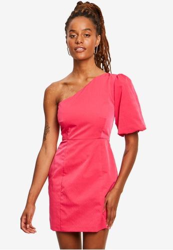BWLDR pink Talulla Dress 8CF2BAAEFA8ECFGS_1