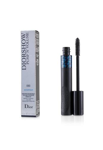 christian dior CHRISTIAN DIOR - Diorshow Pump N Volume Waterproof Mascara - # 090 Black Pump 5.2g/0.18oz 28424BEC418093GS_1