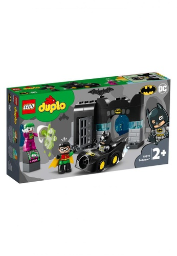 LEGO multi LEGO DUPLO Super Heroes 10919 Batcave™ (33 Pieces) 83249TH15A3D8EGS_1