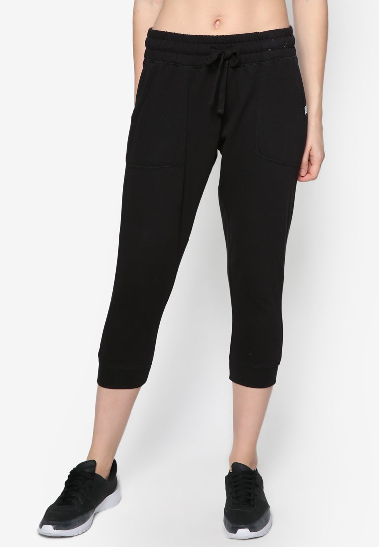 Cropped Gym Trackpants