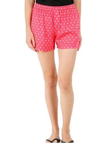 BarBar pink Brianna Women Short Pants BXRGRLS-07704-B A3937AA425754FGS_1