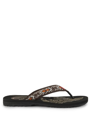 CARVIL multi and brown Sandal Sponge Man Liam 1F394SH1307523GS_1