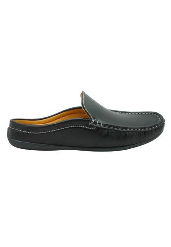 midzone black EXO SCORPION Loafer 33592SHCE1FE94GS_1