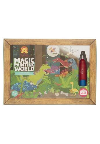 Tiger Tribe Magic Painting World - Dinosaurs 89C81TH93BCB57GS_1