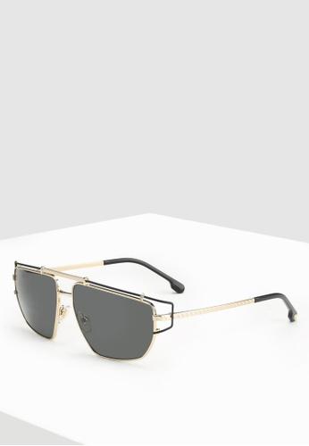 de74d20b1482 Versace gold Versace VE2202 Sunglasses 3D844GLA4AB06DGS 1. CLICK TO ZOOM