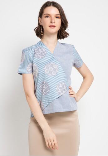 bhatara batik blue and grey Leslie 2 24382AAC145DF7GS_1