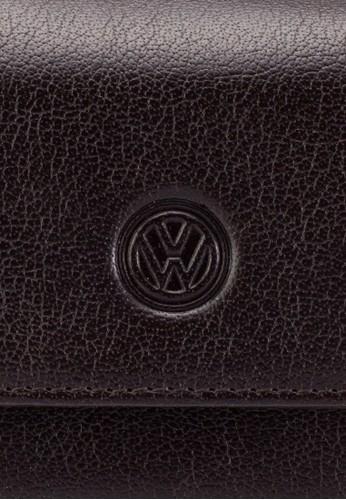 翻蓋皮革零錢包、 飾品配件、 包Volkswagen翻蓋皮革零錢包最新折價