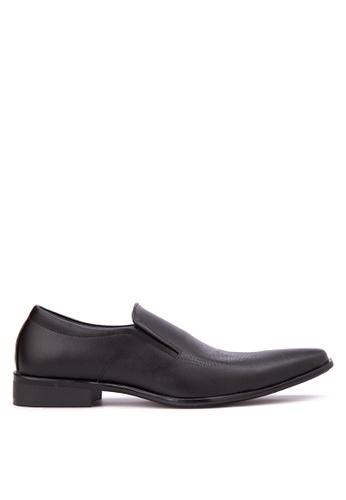 Brogue & Derby black Doromal Formal Shoes BR611SH70BVPPH_1