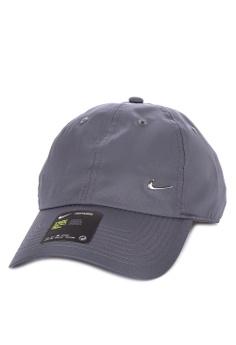 059cac64b8d Nike grey Unisex Nike Sportswear Heritage86 Cap 5587BACF3454C7GS 1