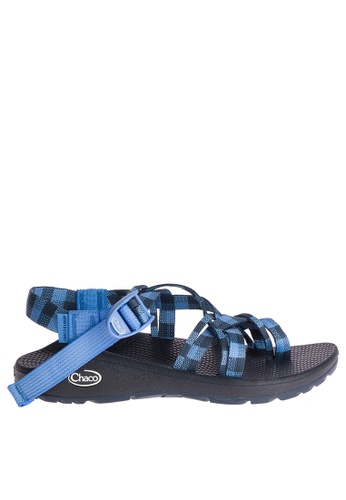 Chaco blue ZCLOUD X2 REMIX 8AE30SHDF07D2CGS_1
