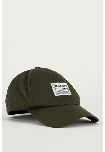 DeFacto green Man Hat 3606EAC4E897B6GS_1