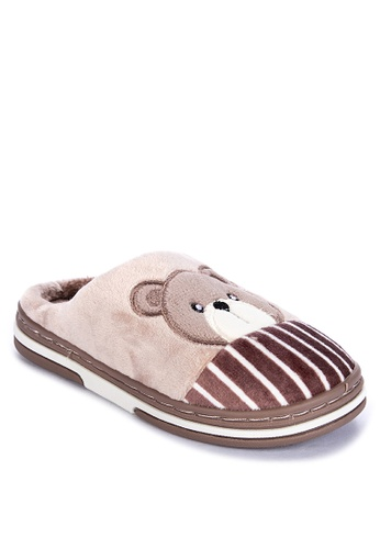 Appetite Shoes brown Kid's Bedroom Slippers 6FCA7KS1BB8160GS_1