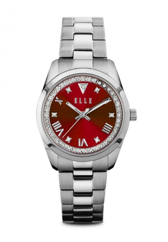 ELLE red Fashion Ladies Watch EL900AC00MRBMY_1