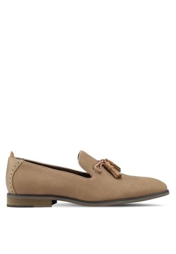 Call It Spring beige Petroro Shoes 0D73ASH60C7918GS_1