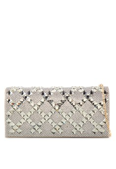 Cicely Clutch Bag