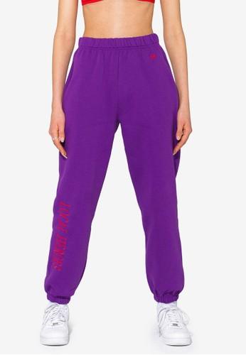 Local Heroes purple LH 2013 Grape Sweatpants F6B88AA3D185E8GS_1