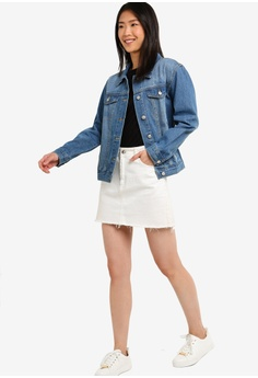 6f23cb46680c Buy Women Denim Jackets Online