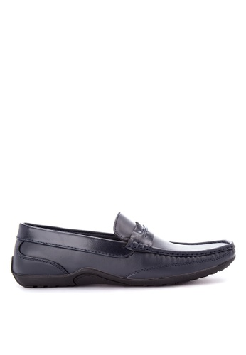 Italianos blue Barry Loafers IT153SH0KJ1MPH_1