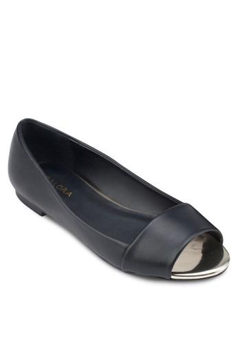 露趾娃娃鞋、 女鞋、 鞋ZALORA露趾娃娃鞋最新折價