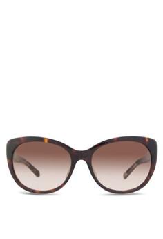 Burberry 印花貓眼太陽眼鏡
