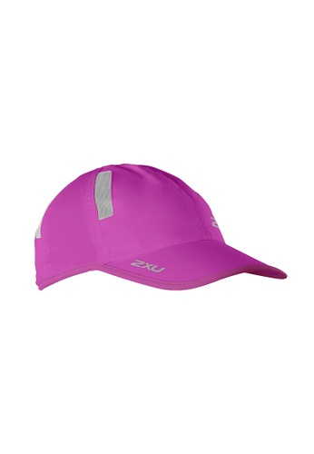 2XU purple Unisex Run Cap 2X697AC2VMJNHK_1