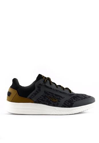 World Balance grey Quick Strike MS Running Shoes WO444SH0JO9QPH_1
