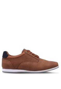 d3754ea3acb2 ALDO brown Toppole Smart Casual Shoes AC81ESH6A1C218GS 1